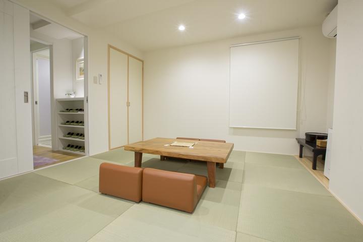 山手 3F控室・会食室